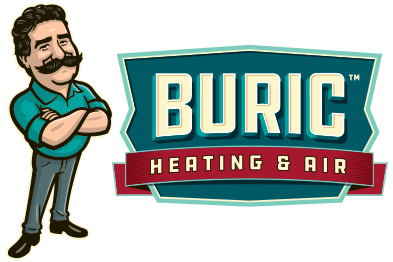 Buric Heating and Air Conditioning - Logo