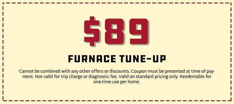 Savings on Furnace Tune-Up