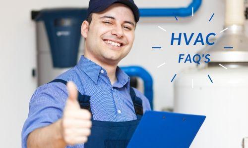 hvac faqs Buric Heating